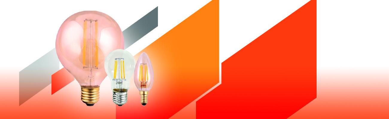 Lampadine LED a Filamento: Vantaggi e Caratteristiche